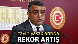 CHP'li Sezgin Tanrıkulu'nun raporuna göre, en çok engelleme Cumhuriyet ve Sözcü'ye yapıldı