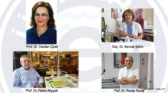 COVİD-19 kitabına Ege'den 4 akademisyen editörlük