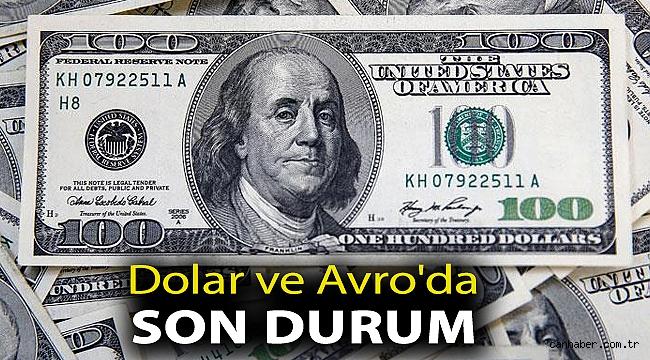 Serbest piyasada döviz açılış fiyatları: Dolar ve Avro'da son durum