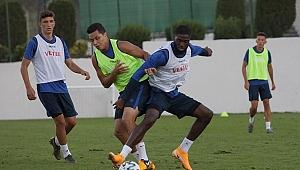 Trabzonspor'da 4 günlük izin bitti, hazırlıklar başladı