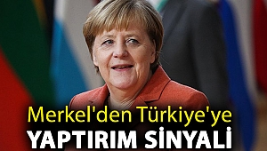 AB toplantısından sonra konuşan Merkel'den Türkiye'ye yaptırım sinyali