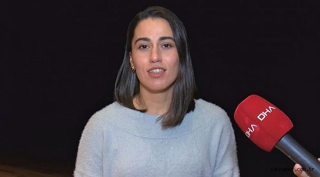 Milli karateci Meltem Hocaoğlu Akyol'un hedefi olimpiyat şampiyonluğu