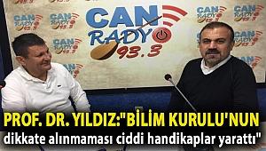 Prof. Dr. Özkan Yıldız: