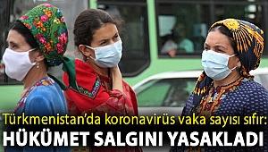 Türkmenistan'da koronavirüs vaka sayısı sıfır: Hükümet salgını yasakladı