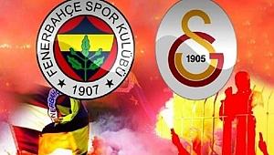 Galatasaray ile Fenerbahçe arasındaki mesaj düellosu sürüyor