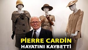 Moda camiasının duayen isimlerinden Pierre Cardin hayatını kaybetti