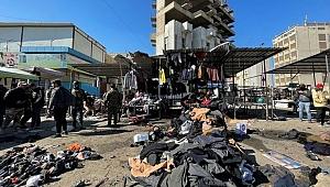 Bağdat'taki en az 32 kişinin öldüğü saldırıları IŞİD üstlendi