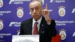Galatasaray Başkanı Mustafa Cengiz'den Fenerbahçe Başkanı Ali Koç'a: