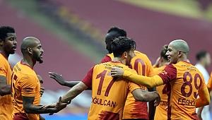 Galatasaray'ın Malatyaspor maçı kadrosu belli oldu