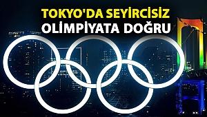 Tokyo'da seyircisiz olimpiyata doğru