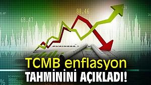 Türkiye Cumhuriyet Merkez Bankası, yıl sonu enflasyon tahminini açıkladı!