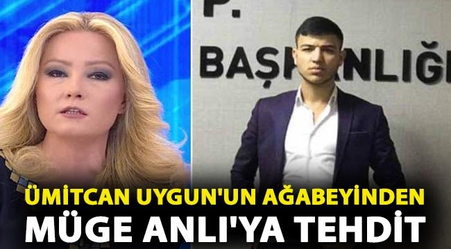 Ümitcan Uygun'un ağabeyinden tehdit: 'Aleyna'nın ölümünü sen de tadacaksın'