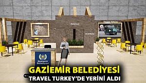 Gaziemir Belediyesi Travel Turkey'de yerini aldı