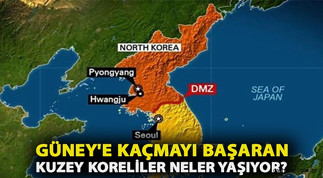 Güney'e kaçmayı başaran Kuzey Koreliler neler yaşıyor?