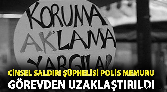 Hakkari Valiliği açıkladı: Cinsel saldırı şüphelisi polis memuru görevden uzaklaştırıldı
