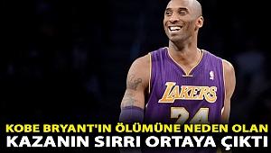 Kobe Bryant'ın ölümüne neden olan kazanın sırrı ortaya çıktı