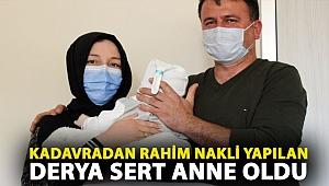 Mucize bebek Ömer Özkan'ın annesi: Annelik çok başka bir şeymiş