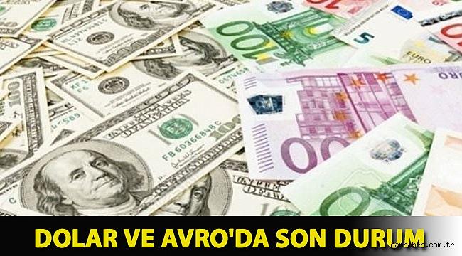 Dolar ve Avro'da son durum