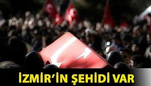 İzmir'in Şehidi var, yaralı asker hayata tutunamadı