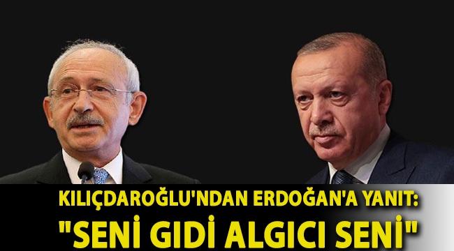 Kılıçdaroğlu'ndan Erdoğan'a yanıt: