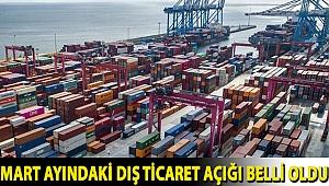 Pekcan açıkladı: Mart ayındaki dış ticaret açığı belli oldu