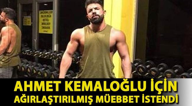 Zeynep Şenpınar'ı katleden Selim Ahmet Kemaloğlu için ağırlaştırılmış müebbet istendi