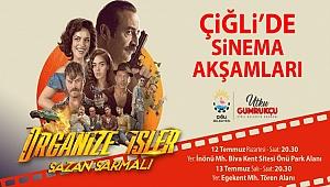 Çiğli'de Keyifli Sinema Akşamları Başlıyor