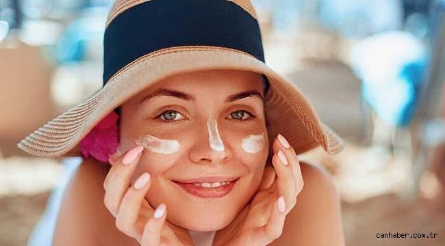 Güneşin zararlı ışınlarına karşı 8 kritik kural! 'Maske cildimi korur' demeyin