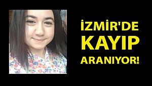 İzmir'de kayıp aranıyor!