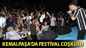 KEMALPAŞA'DA FESTİVAL COŞKUSU