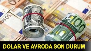 Dolar ve avroda son durum (26.08.2021)