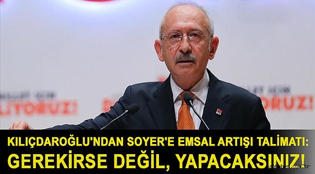 Kılıçdaroğlu, İzmirli depremzedelerle buluştu | Soyer'e emsal artışı talimatı: Gerekirse değil, yapacaksınız!