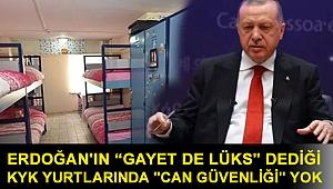 """Sayıştay raporlarına yansıdı: Erdoğan'ın """"gayet de lüks"""