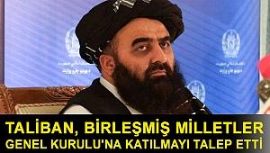 Taliban, Birleşmiş Milletler Genel Kurulu'na katılmayı talep etti