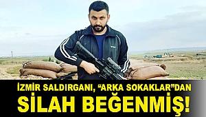 """HDP binasına saldıran Onur Gencer, """"Arka Sokaklar""""dan silah beğenmiş!"""