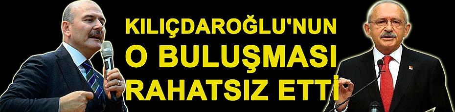Kılıçdaroğlu'nun o buluşması rahatsız etti