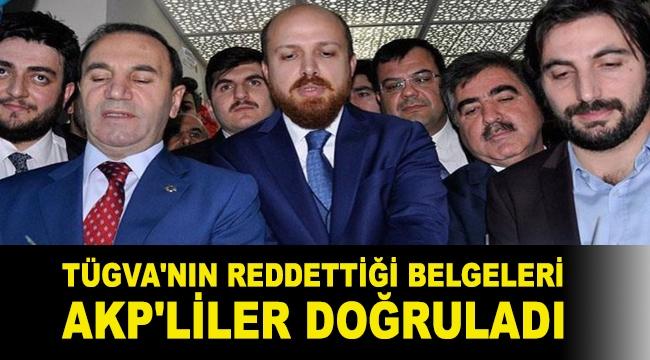 Saymaz canlı yayında açıkladı: TÜGVA'nın reddettiği belgeleri AKP'liler doğruladı